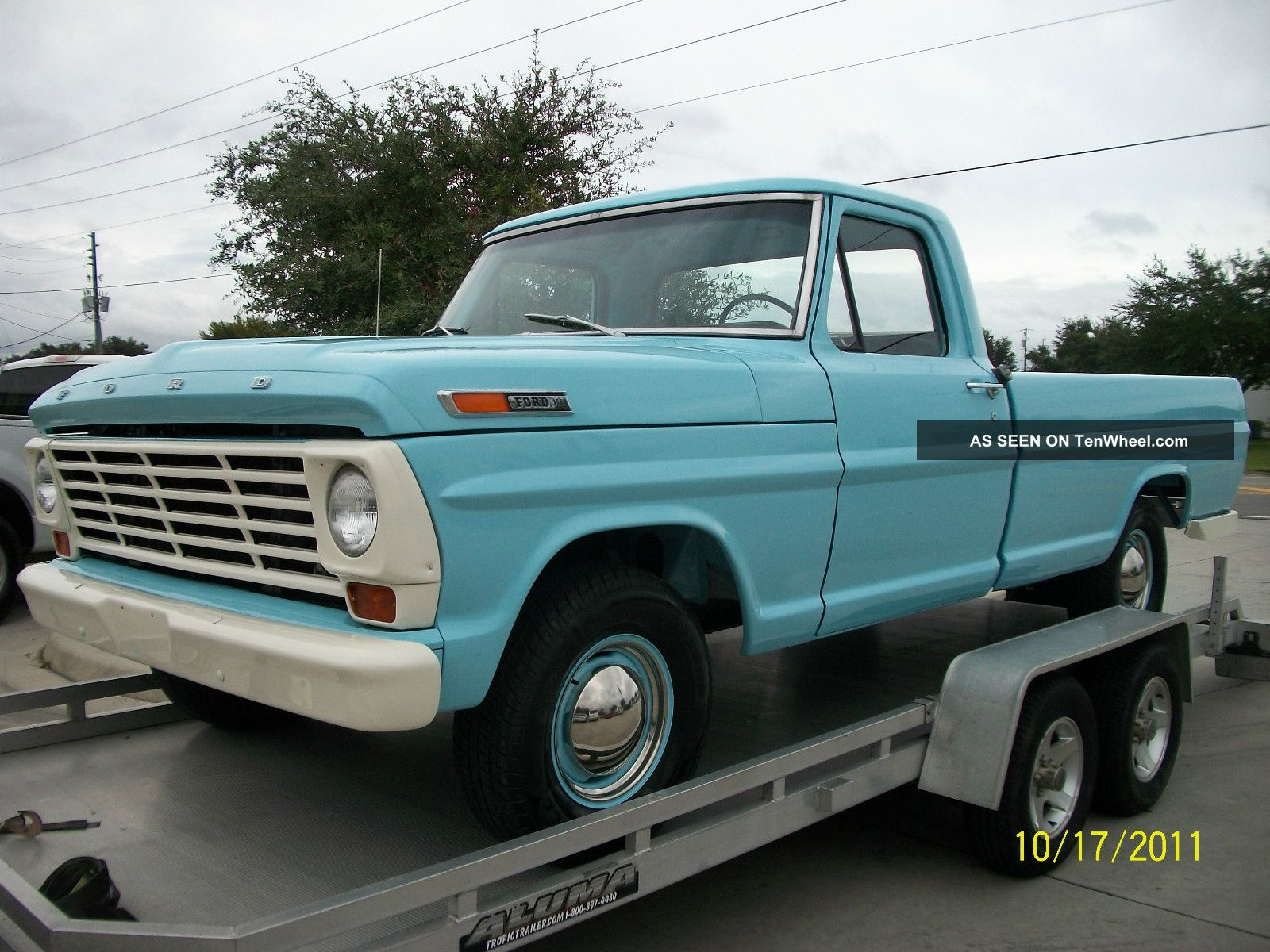 Ford F100 297px Image 6 1969 Ranger Download 1967 4