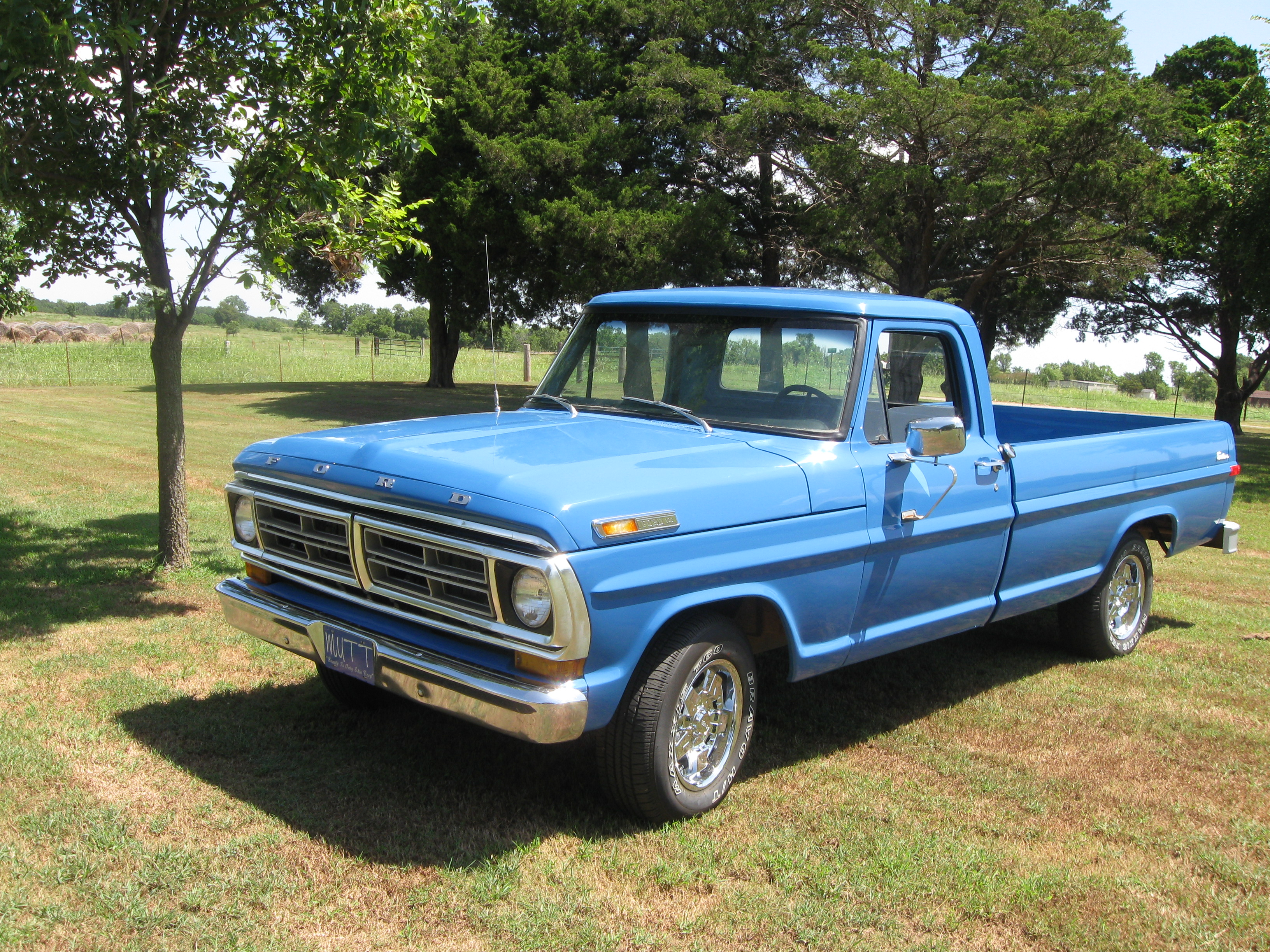 1972 ford f100 information and photos momentcar. Black Bedroom Furniture Sets. Home Design Ideas