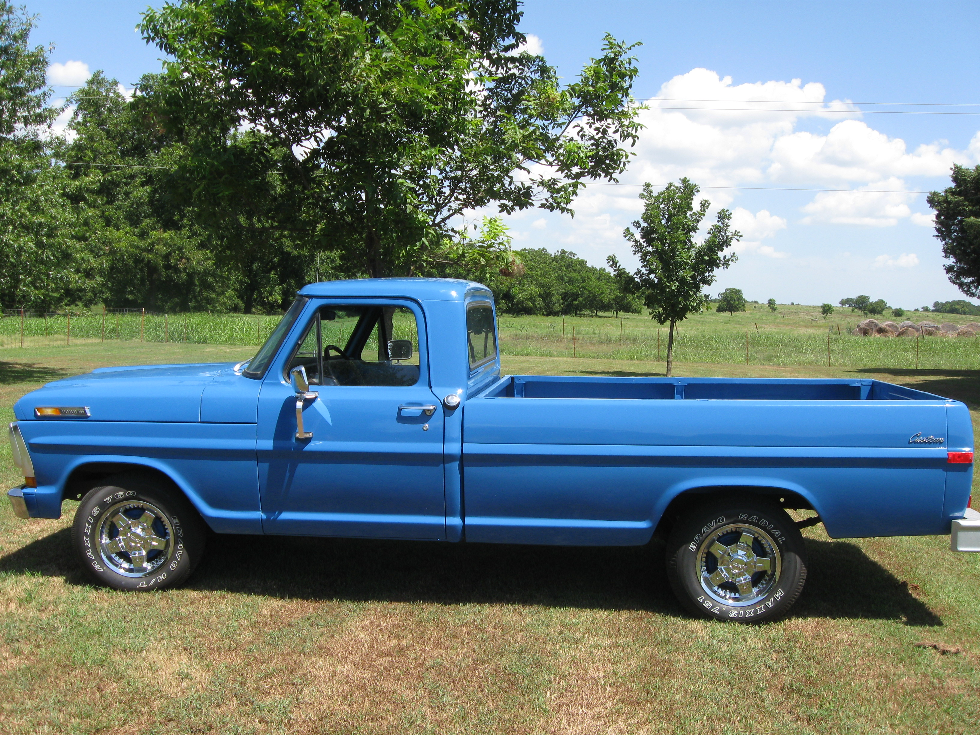 Ford f100 1972 6 ford f100 1972 6