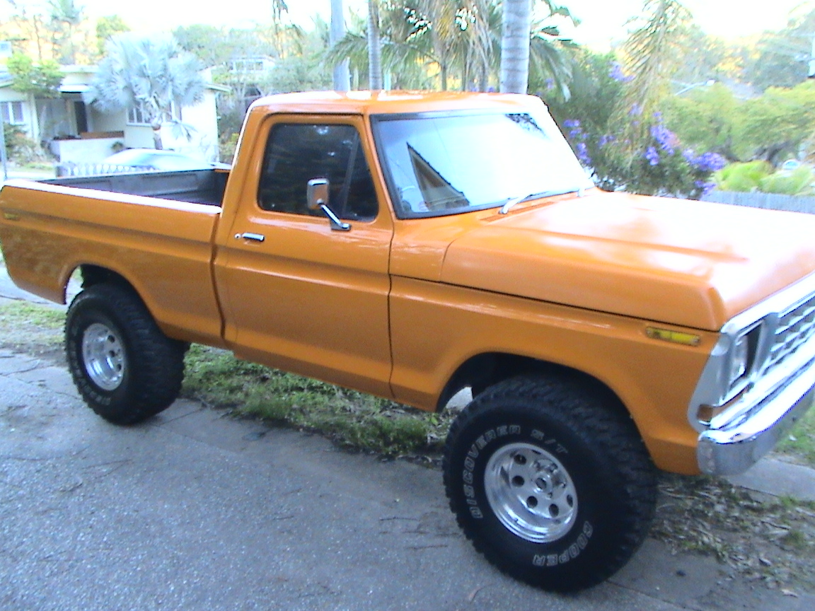 1979 Ford F100 Information And Photos Momentcar 1970 Truck 4x4 13