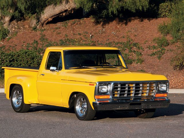 FORD F100 - 80px Image #3