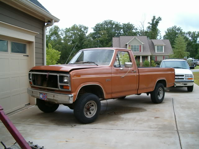 1982 Ford F100 Information And Photos Momentcar