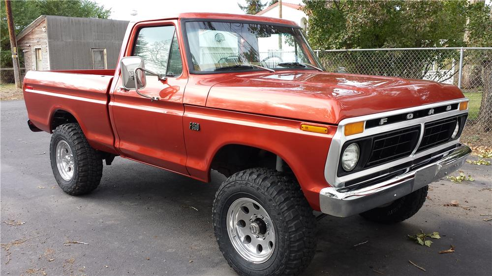 1976 Ford F150 Information And Photos Momentcar