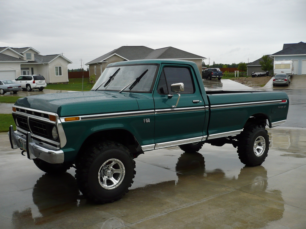 1977 Ford F150 Information And Photos Momentcar