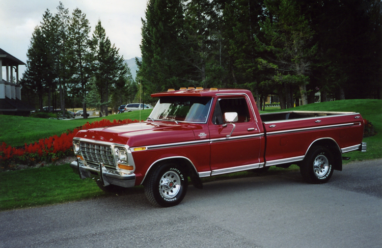 1979 Ford Stepside For Sale | Autos Post