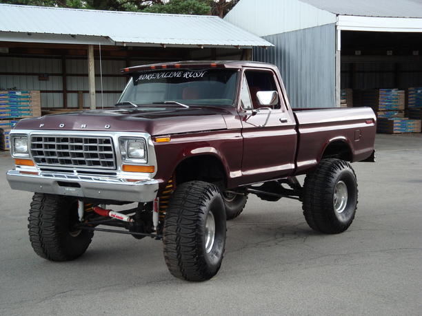 79 ford f250 4x4 for sale