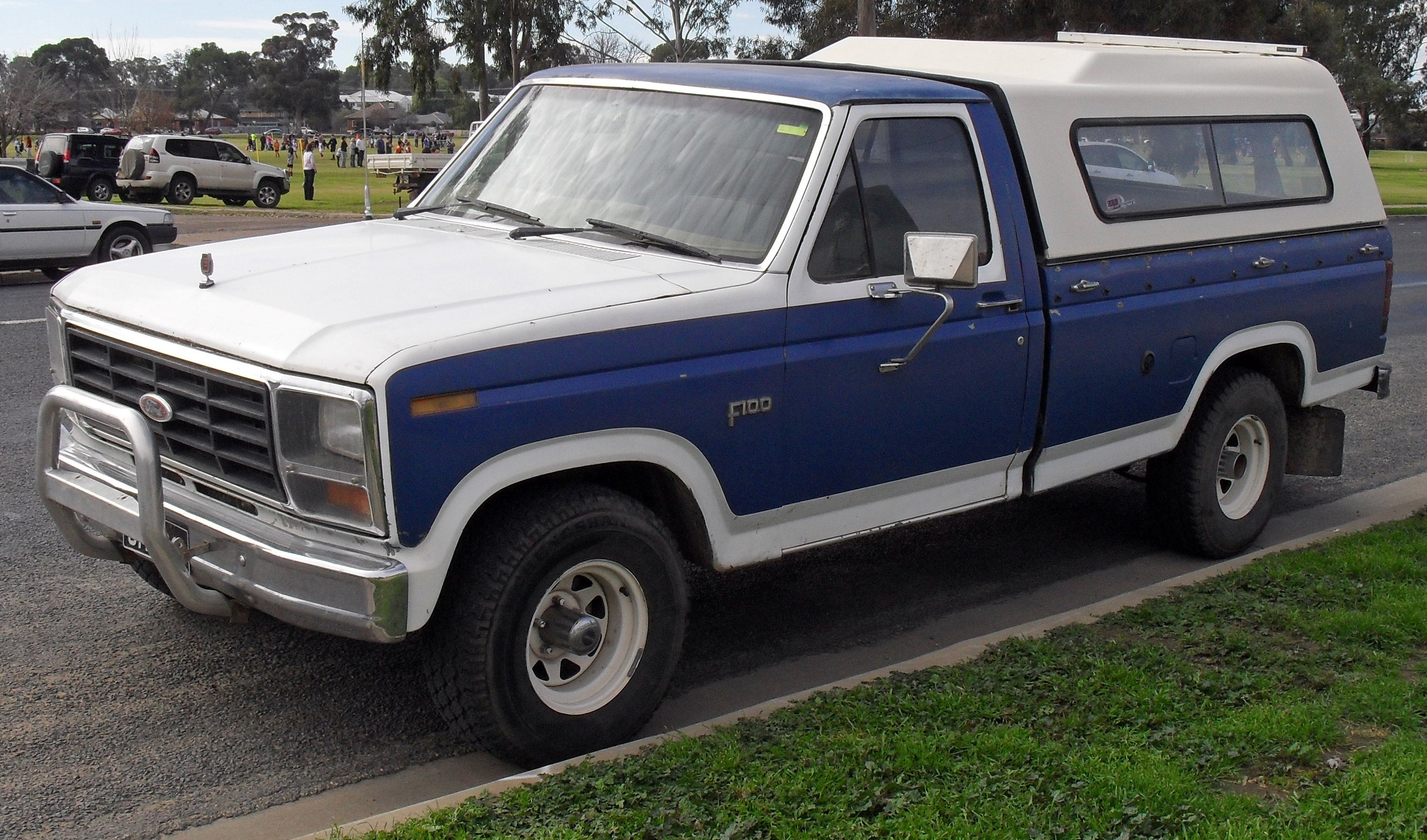 1982 Ford F150 Information And Photos Momentcar