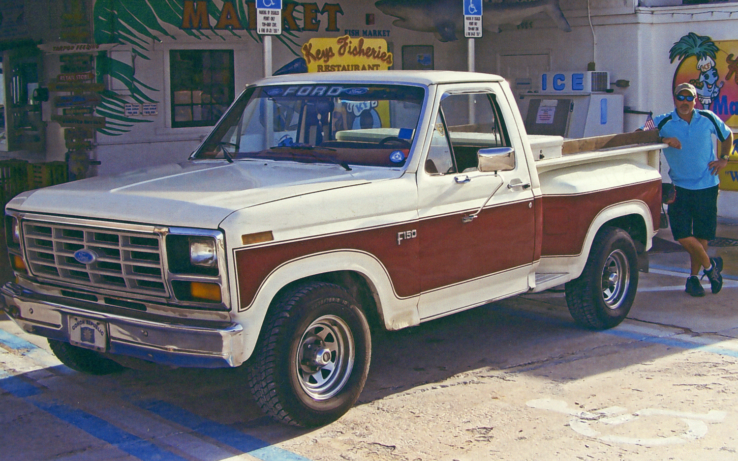 1985 Ford F150 - Information and photos - MOMENTcar