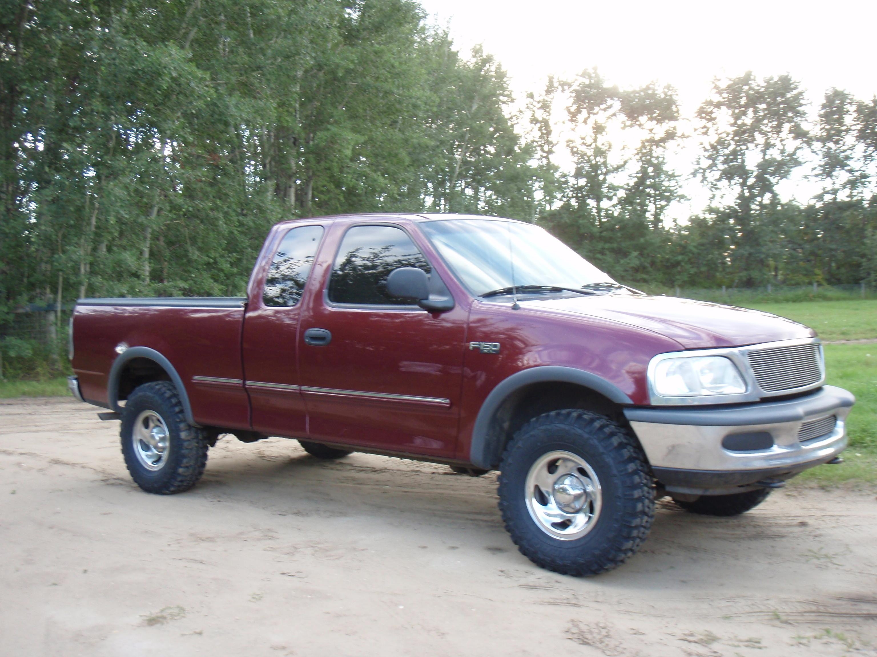 Ford f 150 1997 8