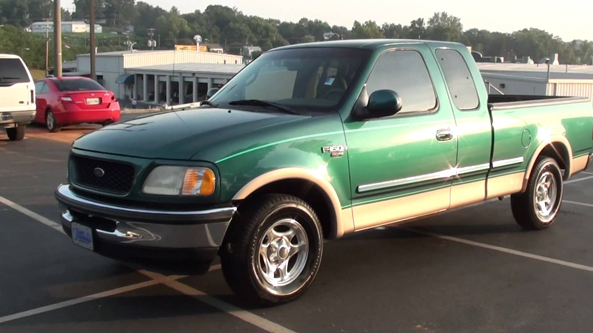 Ford f 150 1998 2