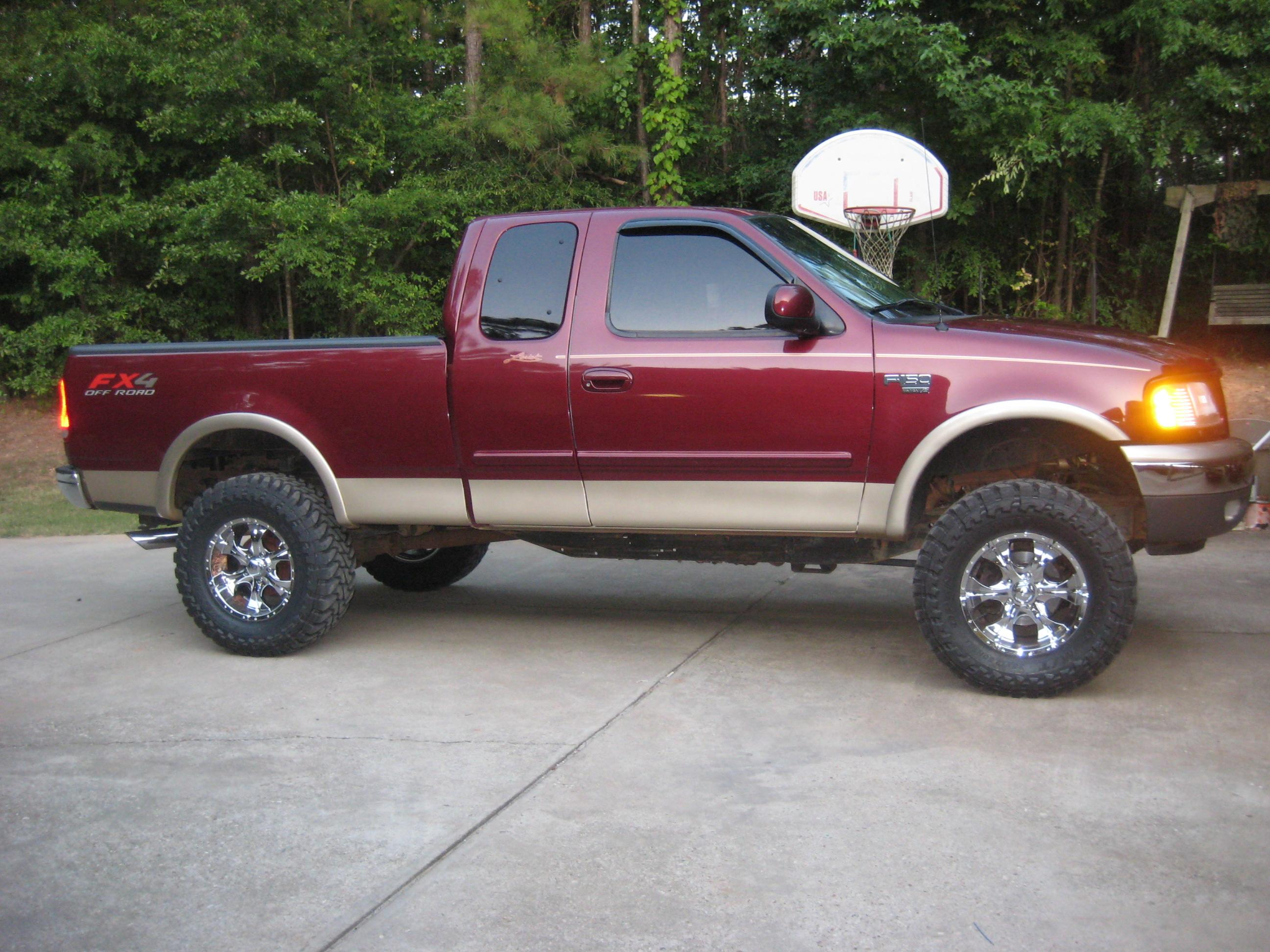 Image Gallery 1999 Ford F 150