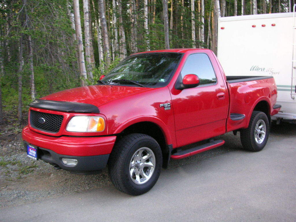 2000 ford f 150 information and photos momentcar. Black Bedroom Furniture Sets. Home Design Ideas