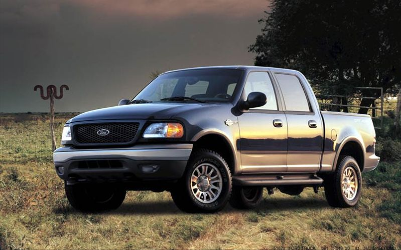 Ford F-150 2001 #2