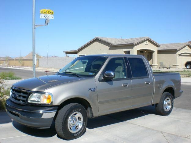 Ford F-150 2001 #5