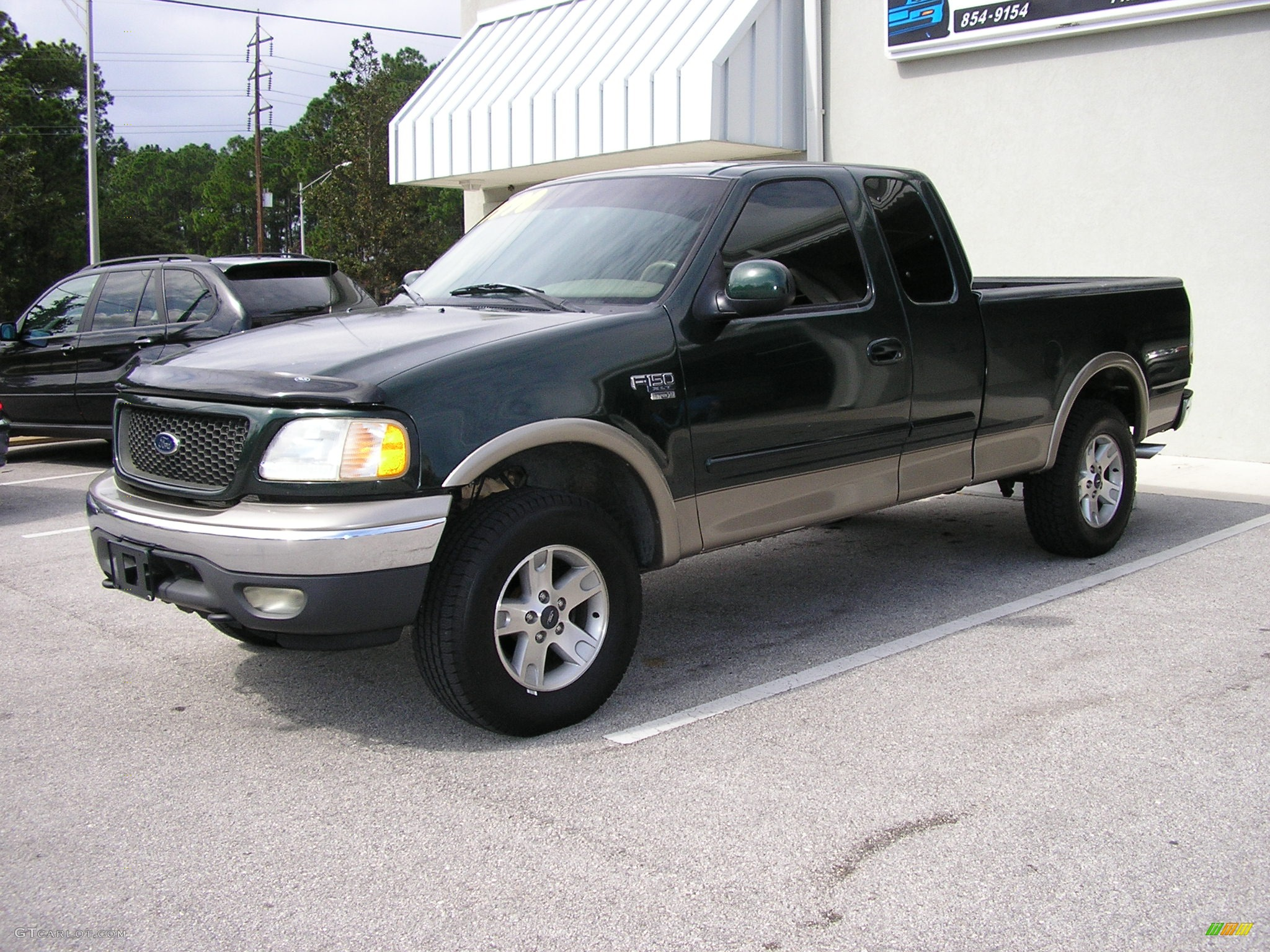 Ford F-150 2001 #6