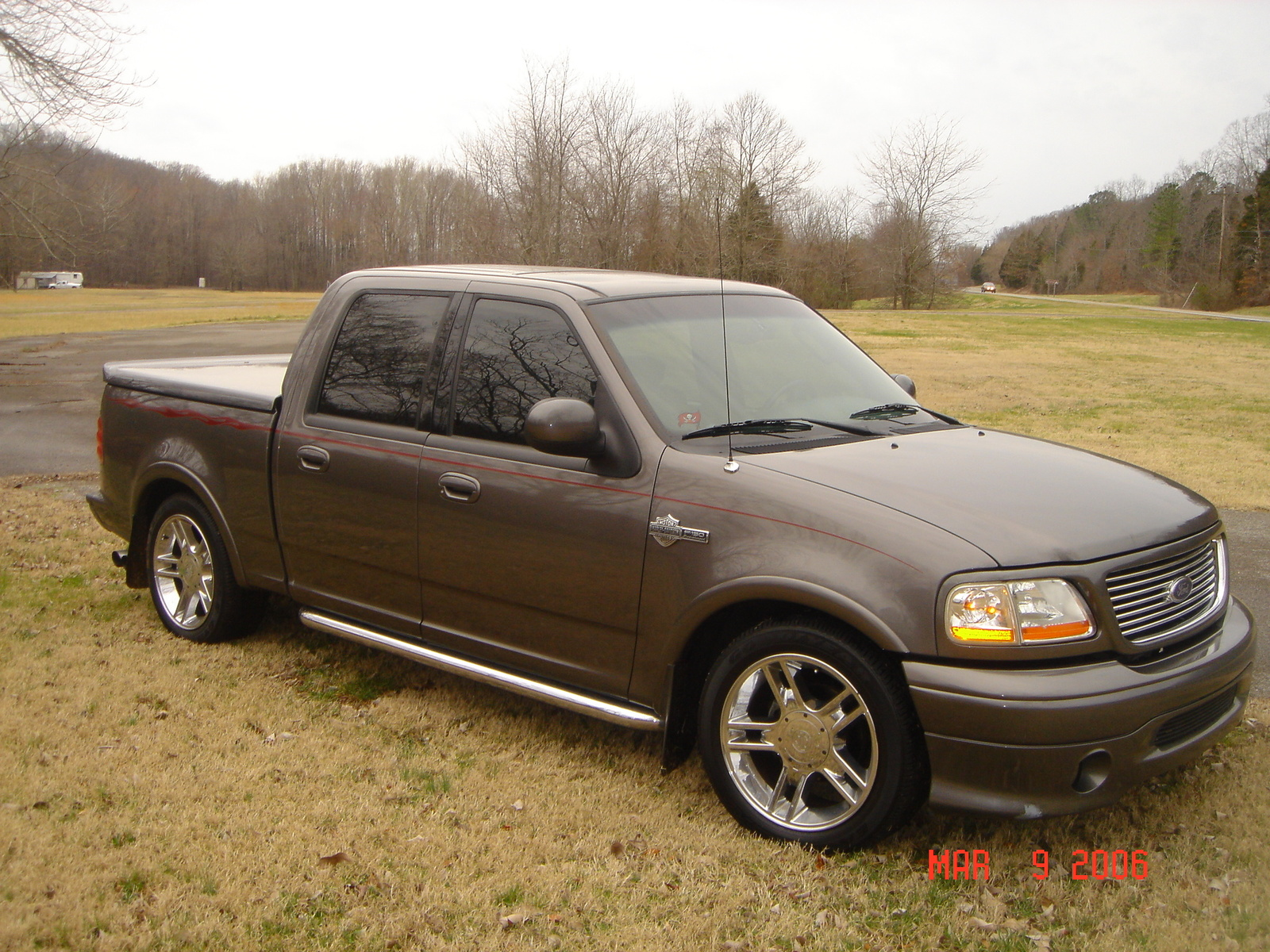 Ford F-150 2002 #13
