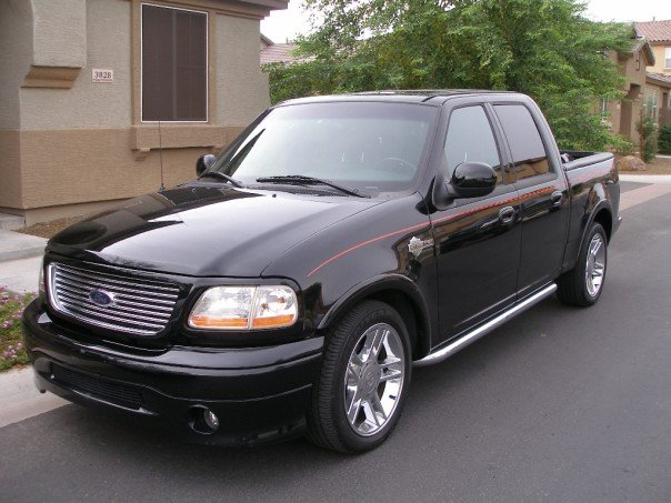 Ford F-150 2002 #5