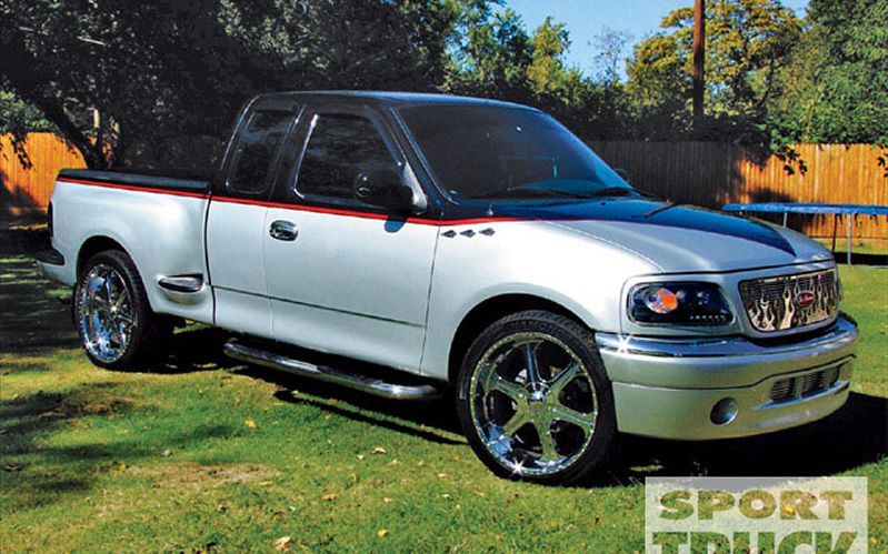 Ford F-150 2002 #10