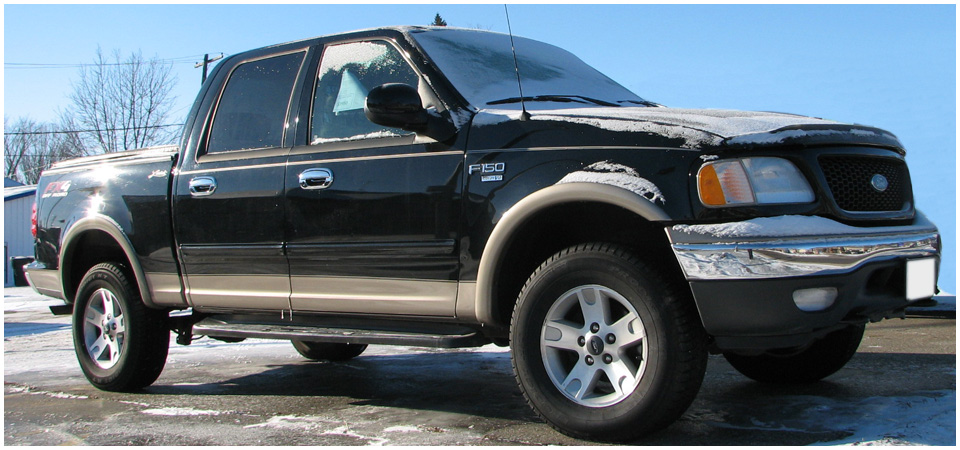 2003 Ford F150 >> FORD F-150 - 197px Image #7