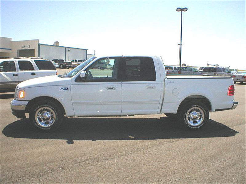 2003 Ford F150 >> FORD F-150 - 63px Image #8