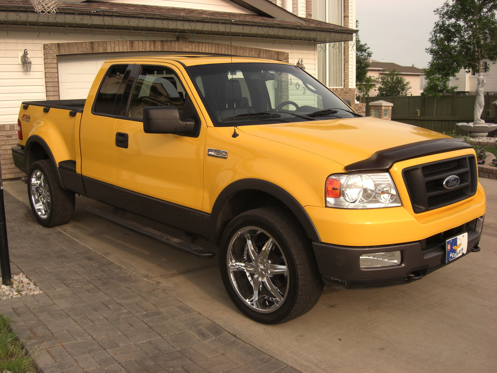2004 Ford F 150 Information And Photos Momentcar Custom 3