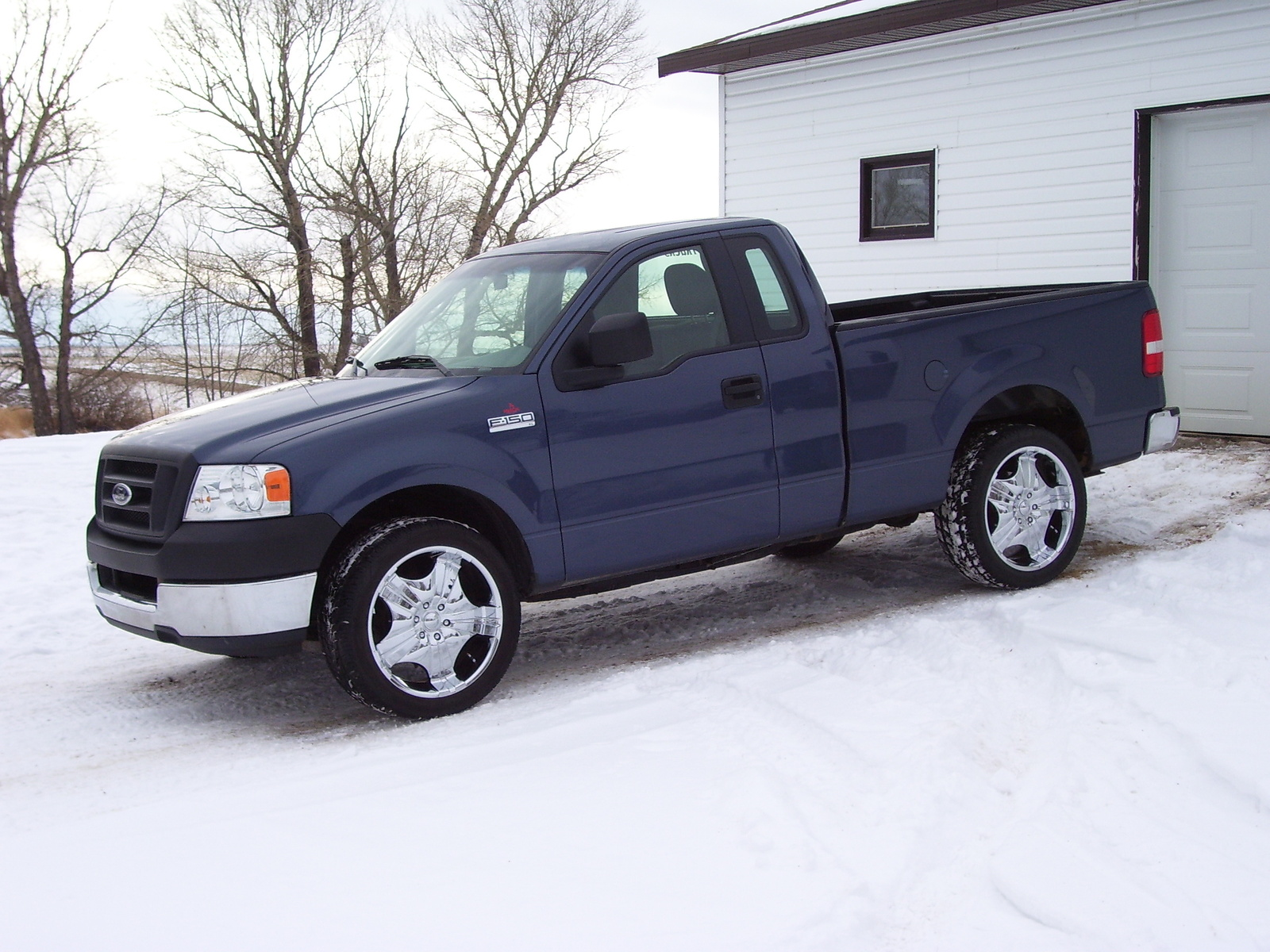 2005 Ford F 150 Information And Photos Momentcar