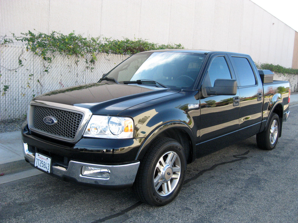 2005 Ford F150 Lariat >> Ford F 150 537px Image 8