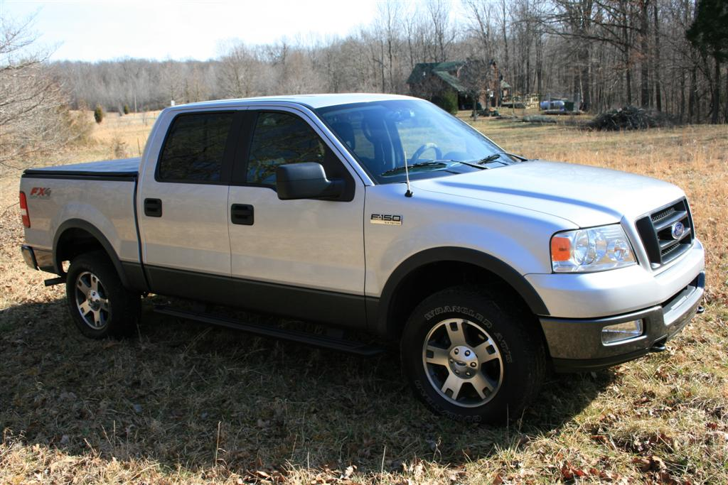 Ford F-150 2005 #9