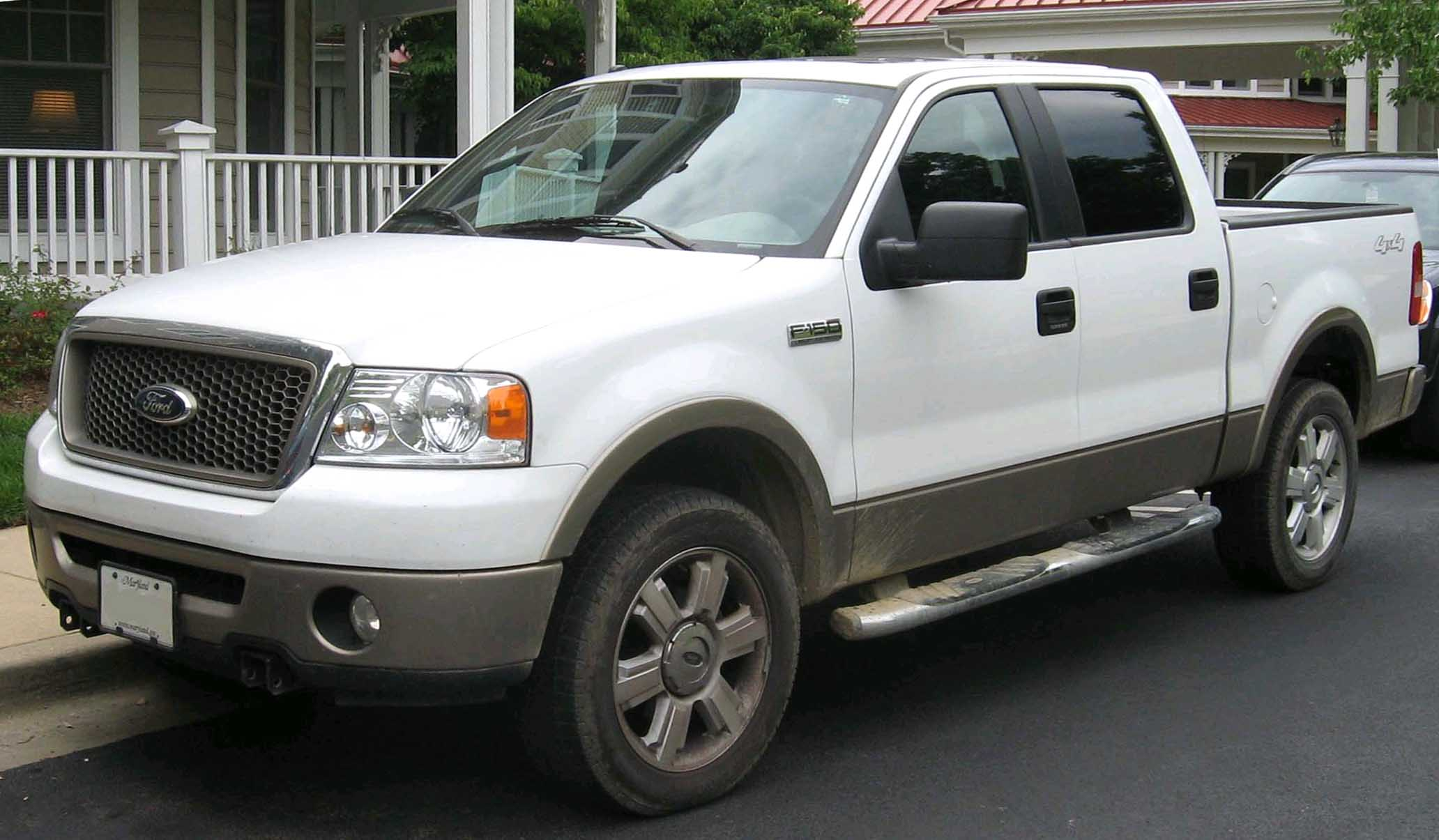 2007 ford f 150 - photo #48