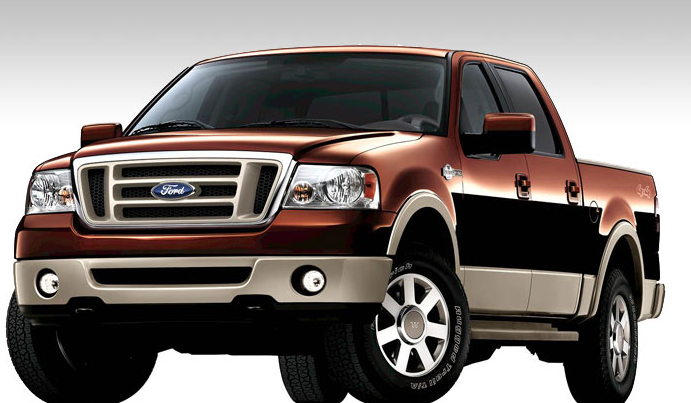 2007 ford f-150 - information and photos - momentcar