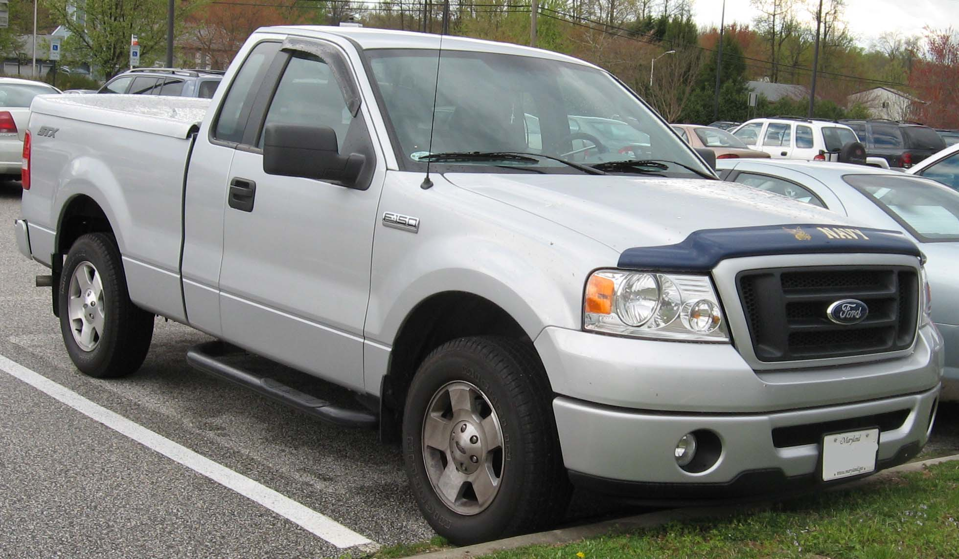 2007 Ford F 150 Information And Photos Momentcar