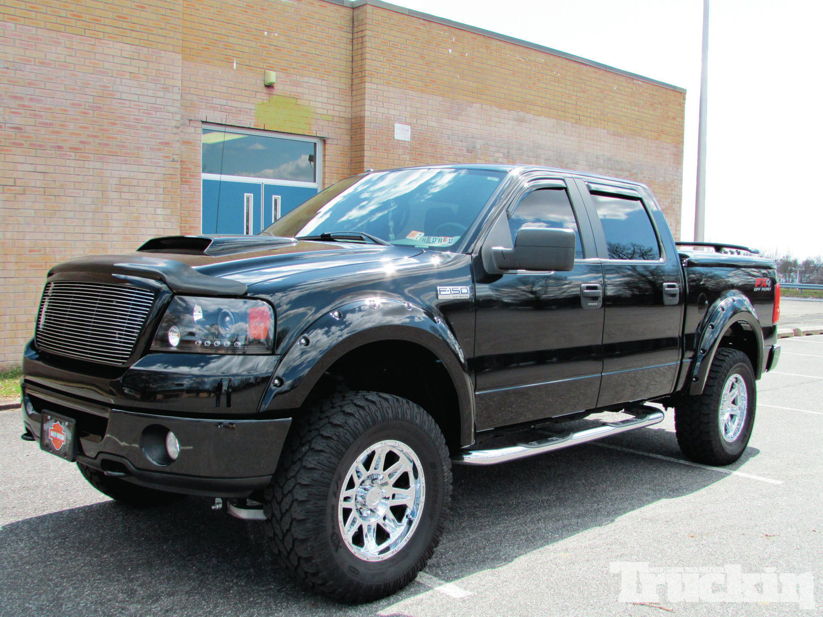 Ford f 150 2007 6