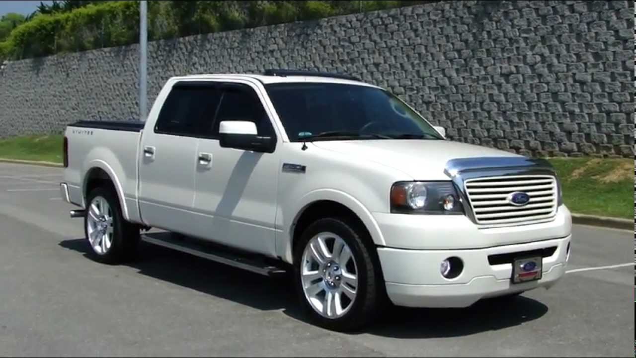 2008 Ford F 150 Information And Photos Momentcar