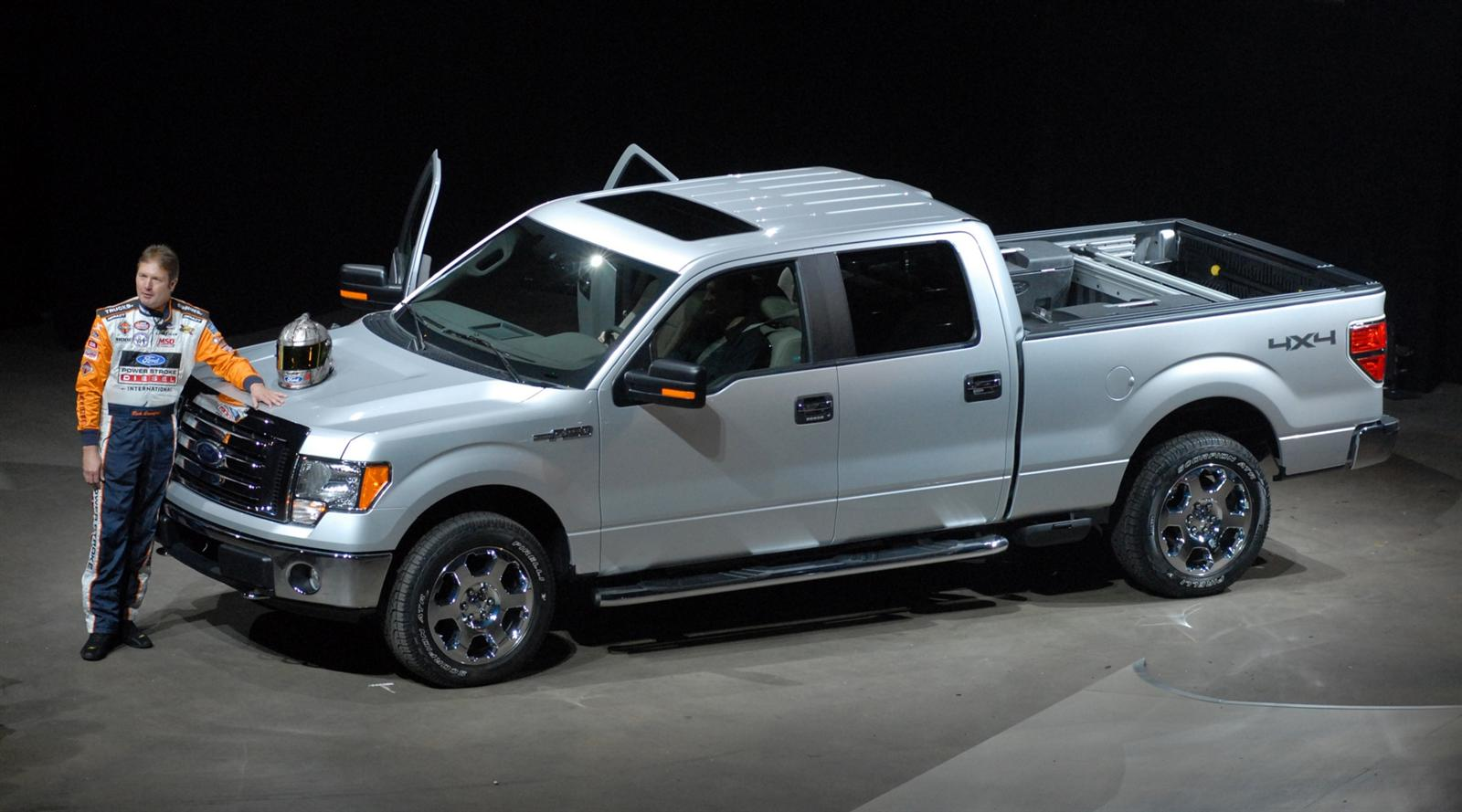 2009 ford f 150 information and photos momentcar. Black Bedroom Furniture Sets. Home Design Ideas