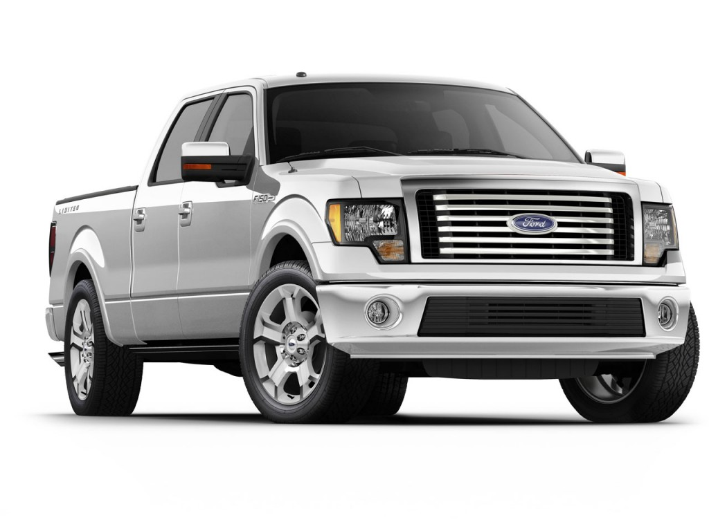 Ford F-150 2011 #3