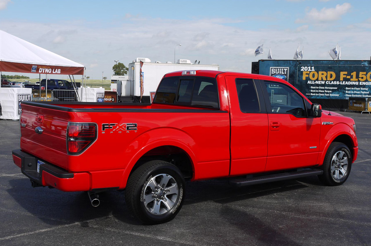 Ford F-150 2011 #13