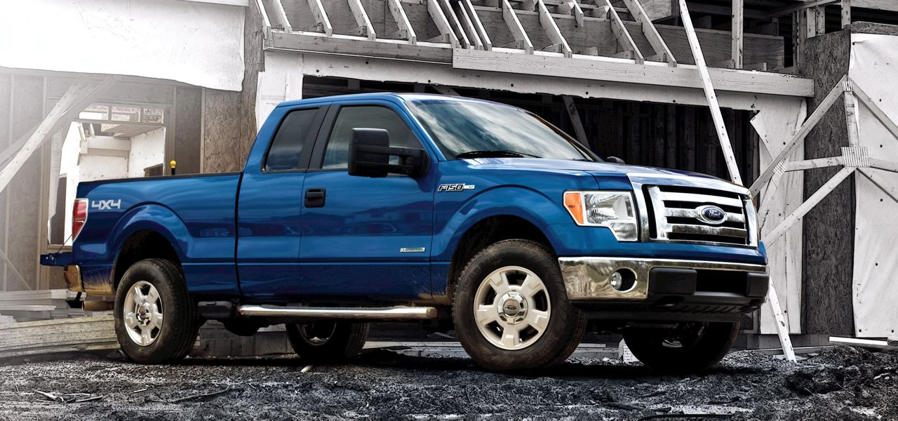 Ford F-150 2011 #4