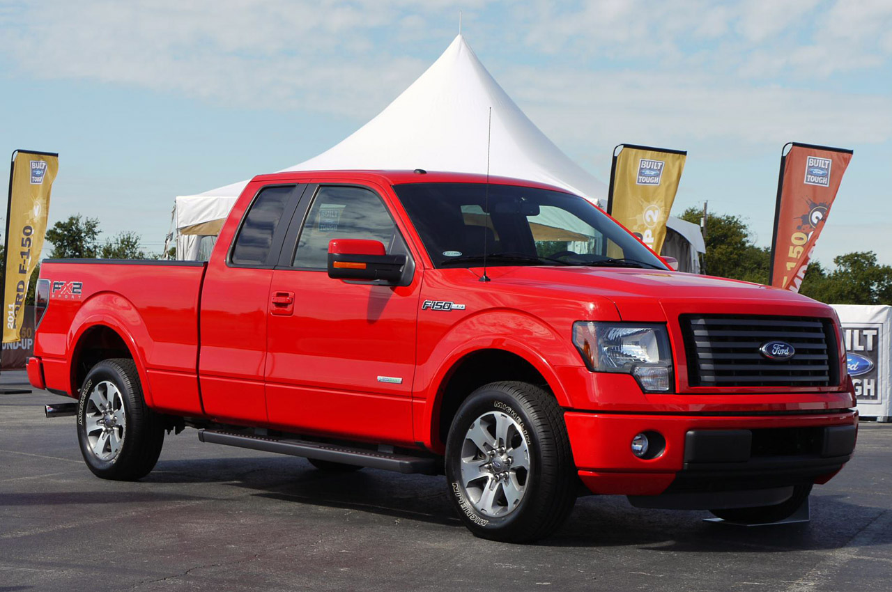 Ford F-150 2011 #5
