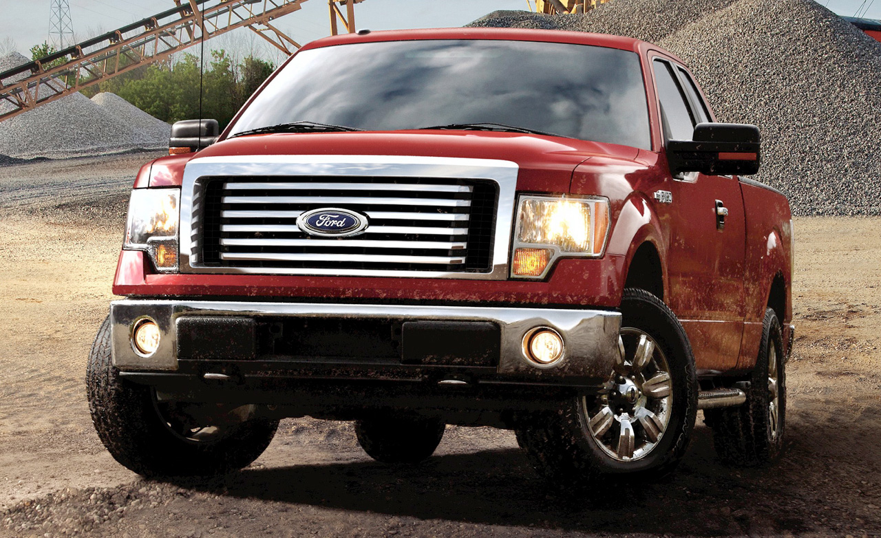 Ford F-150 2011 #11