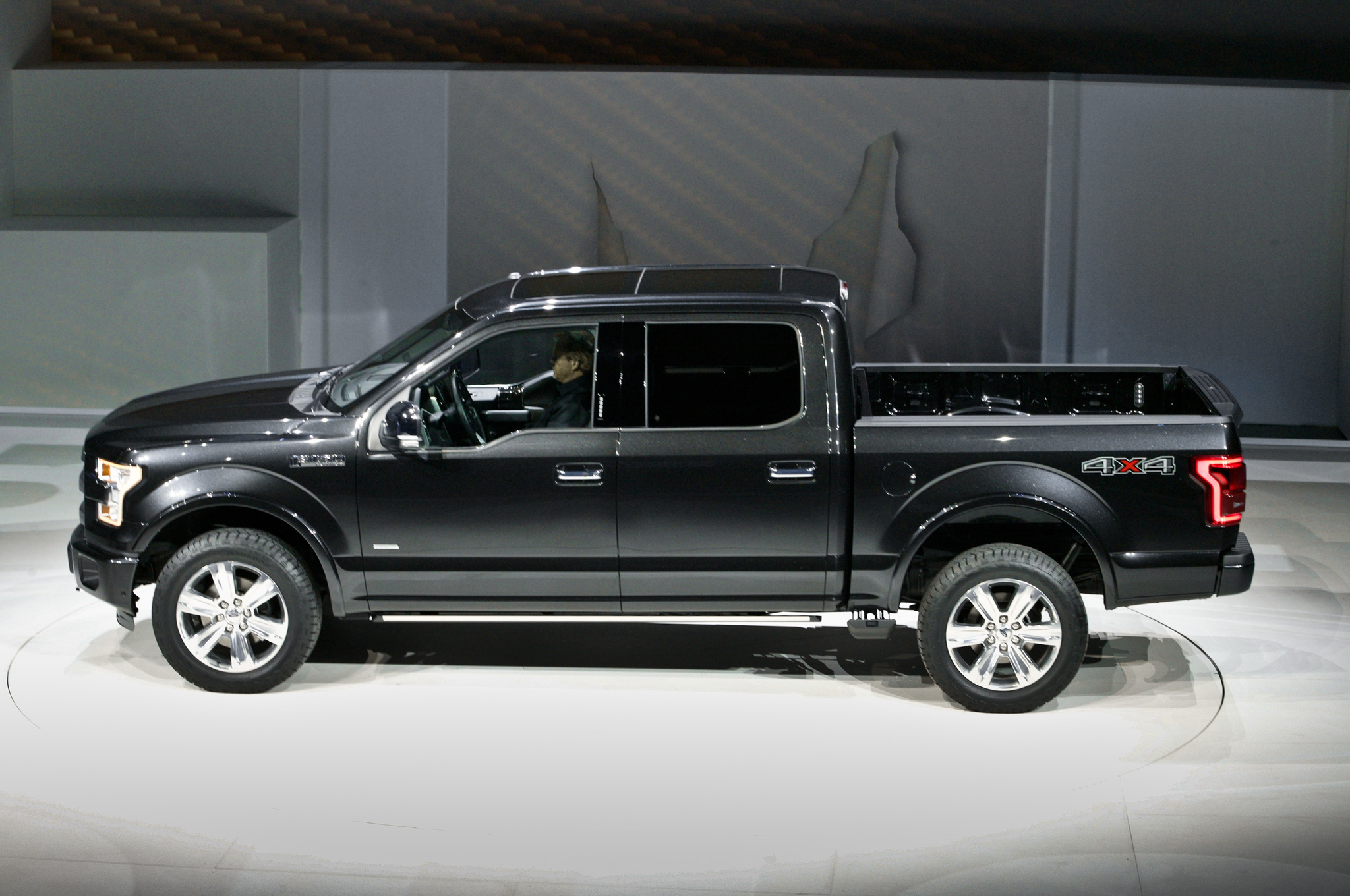 Ford F-150 2015 #4
