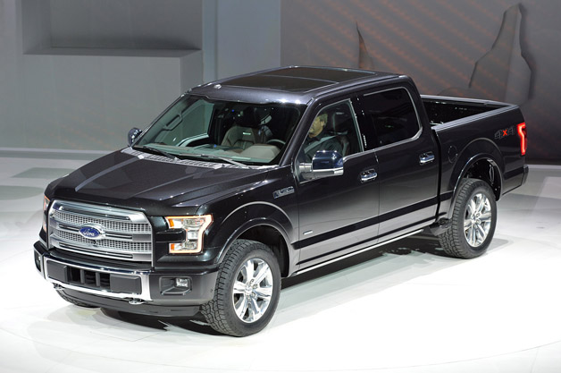 Ford F-150 2015 #7