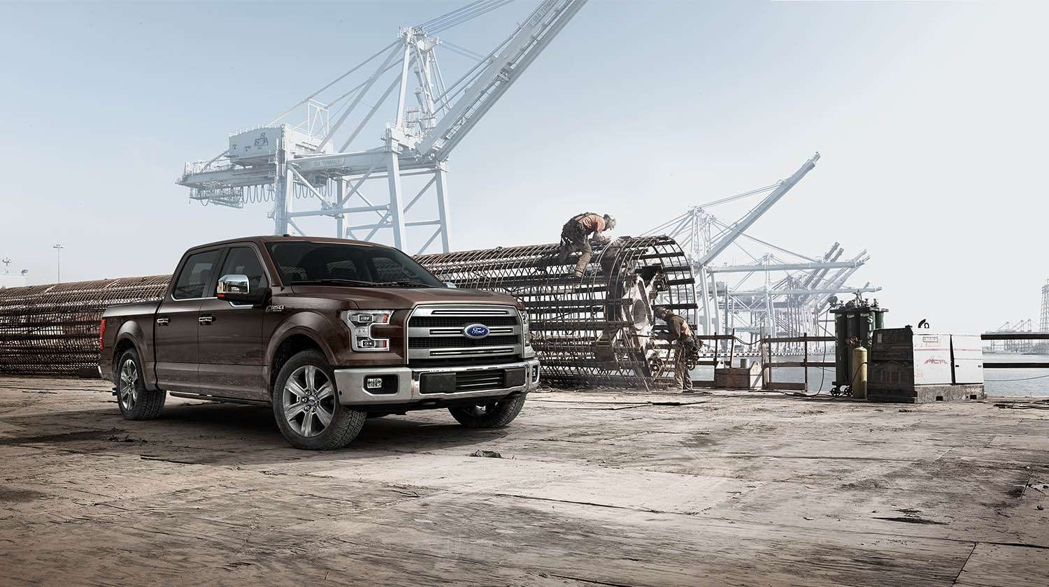 Ford F-150 2015 #10