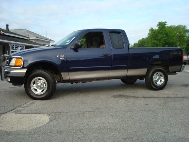 Ford F-150 Heritage 2004 #2