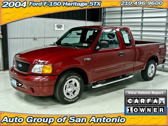 Ford F-150 Heritage 2004 #6
