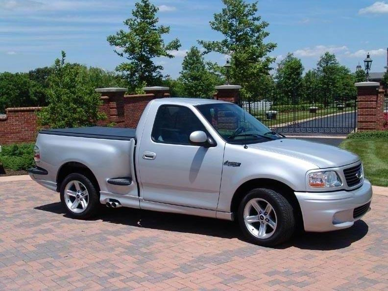 Ford F-150 Heritage 2004 #7