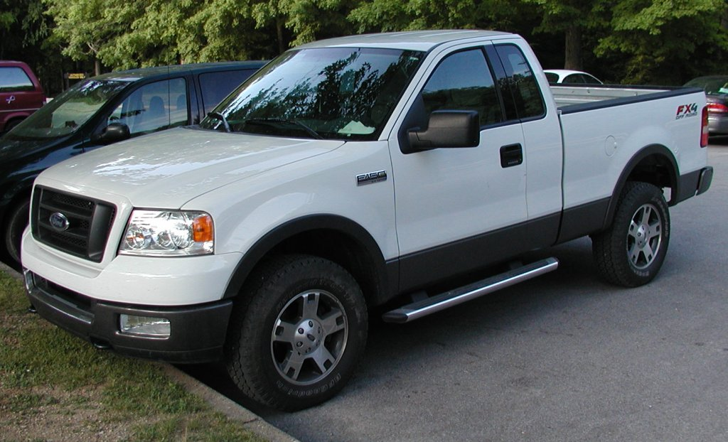 Ford F-150 Heritage 2004 #8