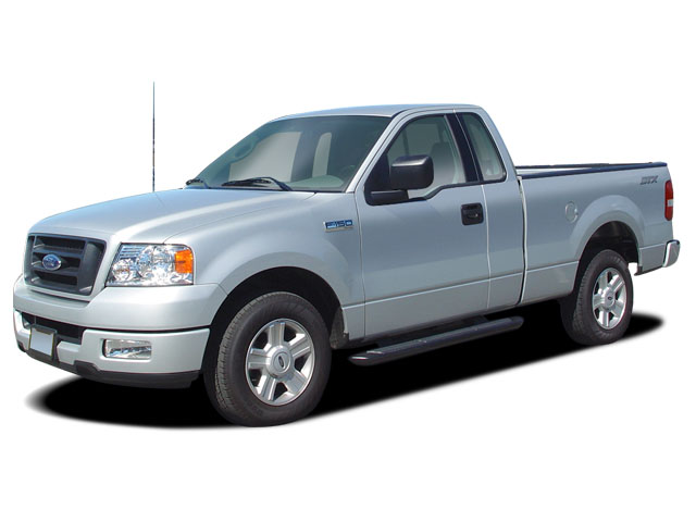 Ford F-150 Heritage 2004 #9