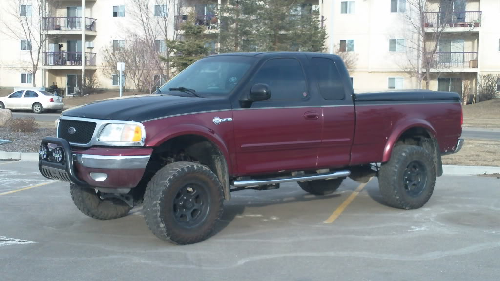ford f-150 heritage - information and photos - momentcar