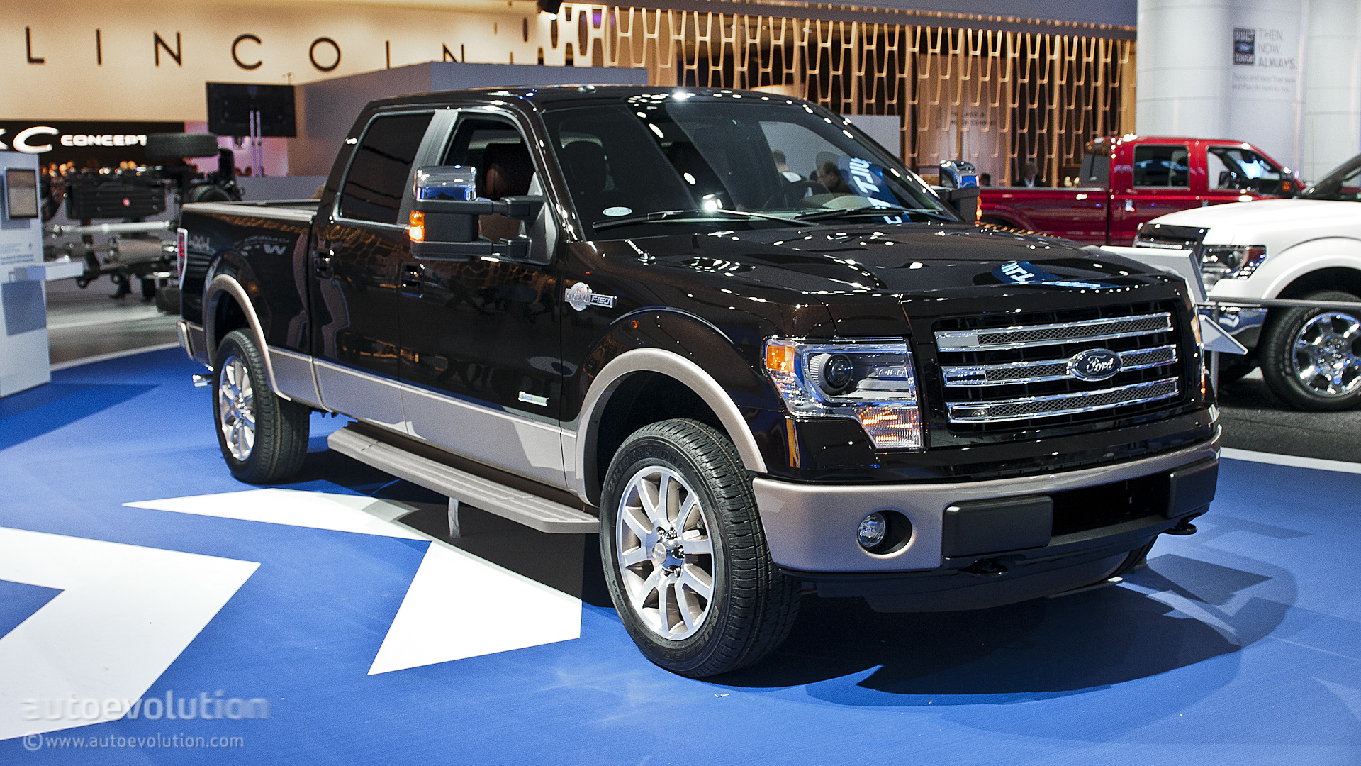 Ford F-150 King Ranch #10