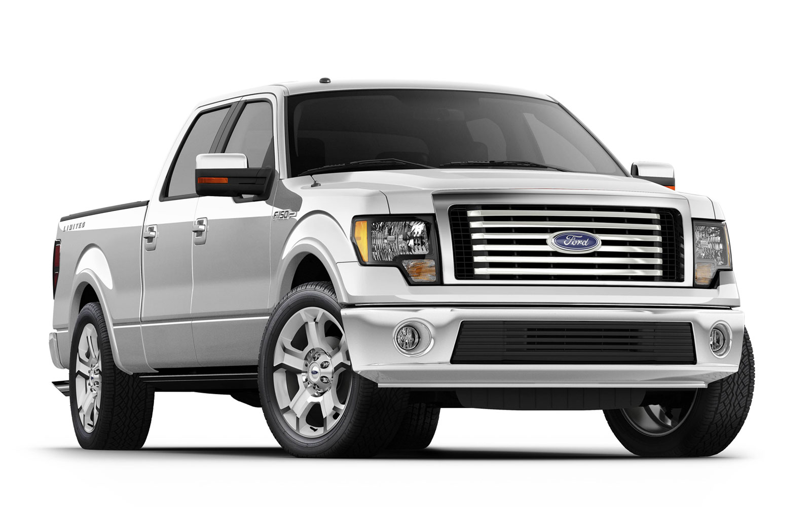 Ford F-150 Lariat Limited #35